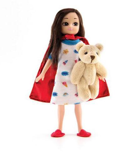 True Hero Lottie Doll